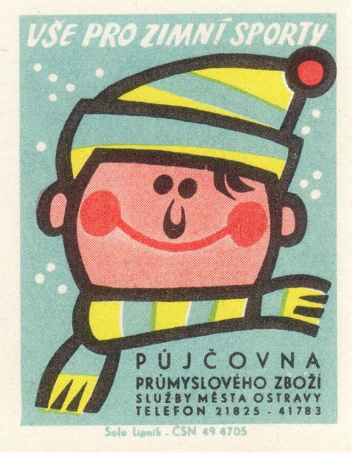 Matchboc-hiver-enfant-vintage-illustration1