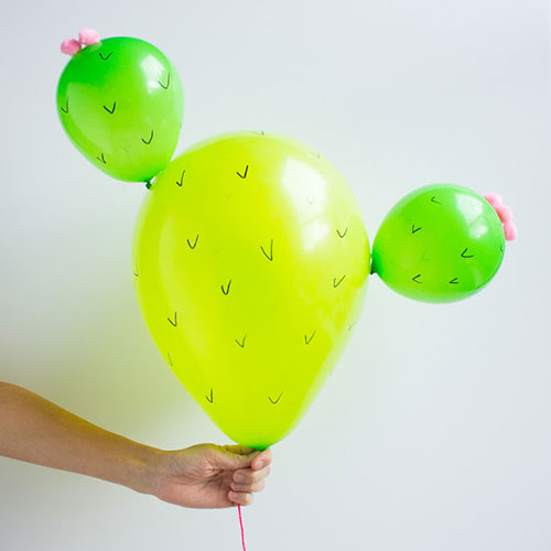 Diy-cactus-ballons-party-fete-rocket-lulu