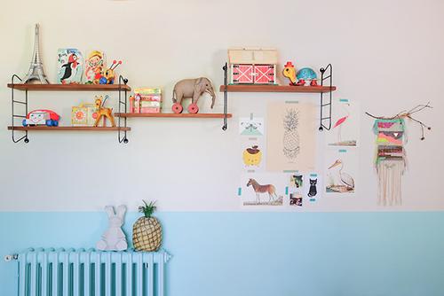 Livre-vintage-for-kids-diy-deco-chambre-enfant-morganours-rocket-lulu4