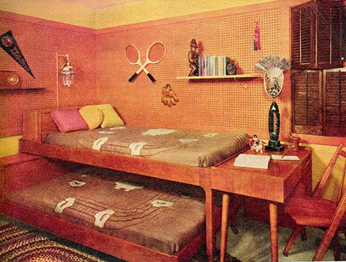 Chambre-enfant-retro-vintage-kids-room-midmod-design-1956-rocket-lulu