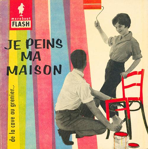 Je-peins-ma-maison-marabout-flash-1959-livre-vintage-book-rocket-lulu
