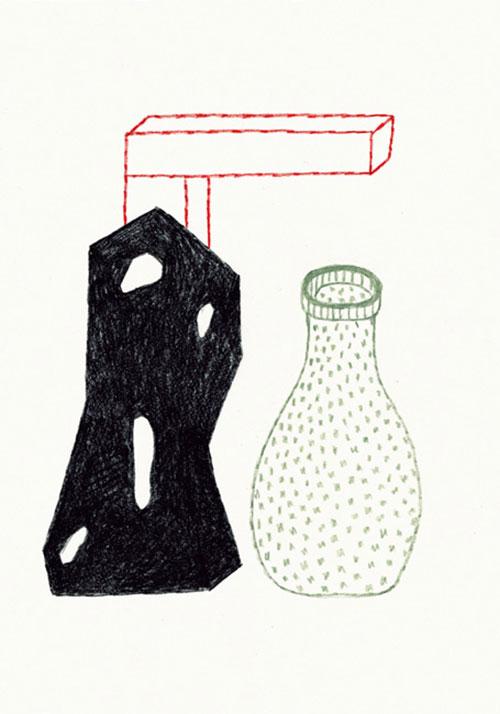 Nathalie-du-pasquier-Fotokino-dessin-vase-memphis-design-rocketlulu
